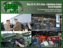 Army Recognition Company is proud to announce that we have been selected as official Media Partner and Official Online Daily News for IDET 2011, International Exhibition of Defence and Security Technologies in Czech Republic.