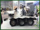 At IDET 2013, the Czech Defence Company VOP CZ, s.p. which is specialized in the field of military equipment, engineering production and development presents a new concept of UGV Unmanned Ground Vehicle, the TAROS 6x6. The goal is to provide an autonomous system that can be used to protect critical areas without any human intervention.