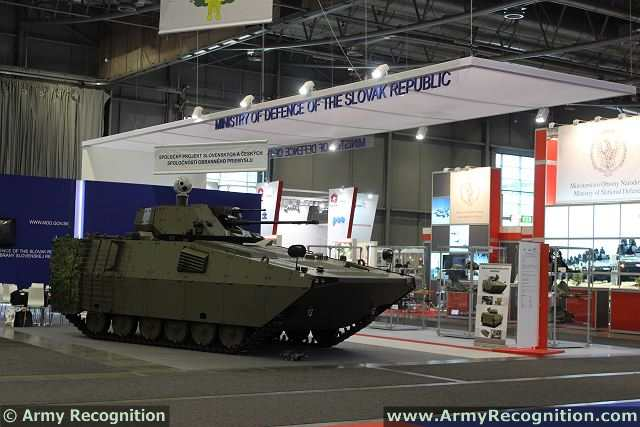 Ministry of Defence of the Slovak Republic unveils at IDET 2013, the Defence Exhibition in Czech Republic a new program to upgrade armoured infantry fighting vehicle BVP-2, a local production of Russian-made BMP-2. Due to the number of this type of vehicle in service with the Slovak army, and the reduction of defense budget, several companies have teamed to provide an upgraded vehicle able to protect the soldiers against new threats of the modern battlefield.