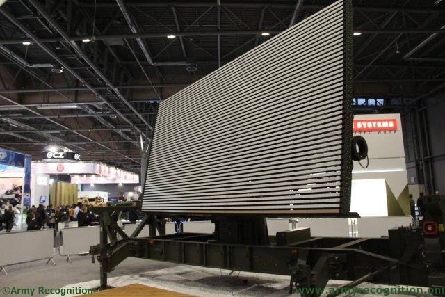 BAE Systems Showcases the Commander SL Long Range Tactical Air Defence Radar at IDET 2015 640 001