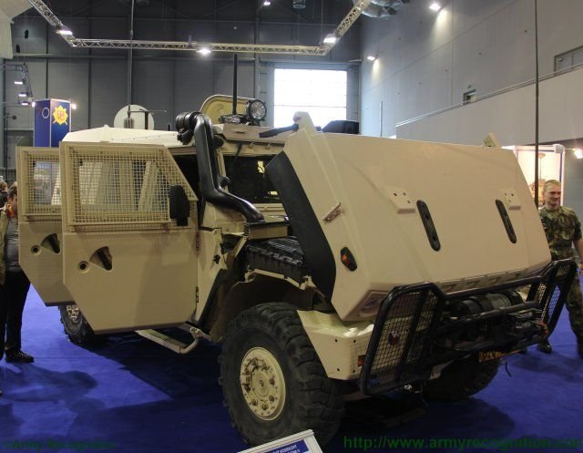 Czech Army showcases high capabilities counter IED solutions at IDET 2015 640 001