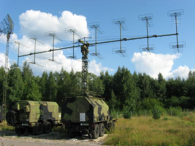 P-18H modernized radar Arzenal IDET 2015 International Exhibition Defence Security Technologies 001