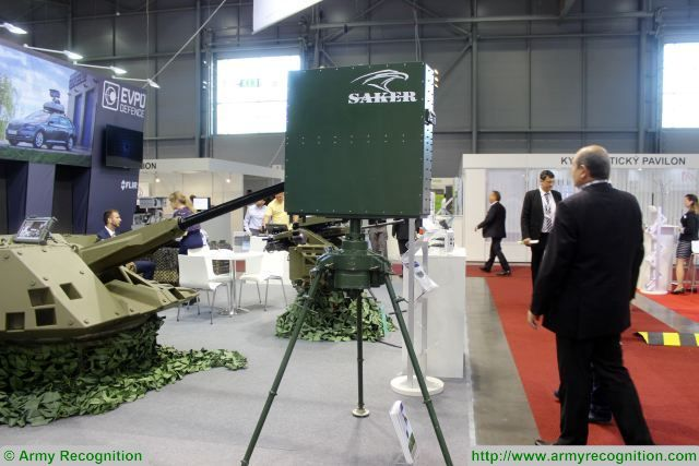 At IDET 2017, Hungarian company Mil-Exim presents its SPSS-1000 (Saker). New challenges of the 21st century increased the need to develop a new generation equipment which is able to defend national borders, main government buildings and national goods.