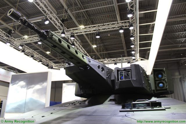 From 31 May to 2 June 2017, Rheinmetall is showcasing its new family of LYNX combat vehicles at IDET 2017 defence and security technology fair in Brno, Czech Republic.
