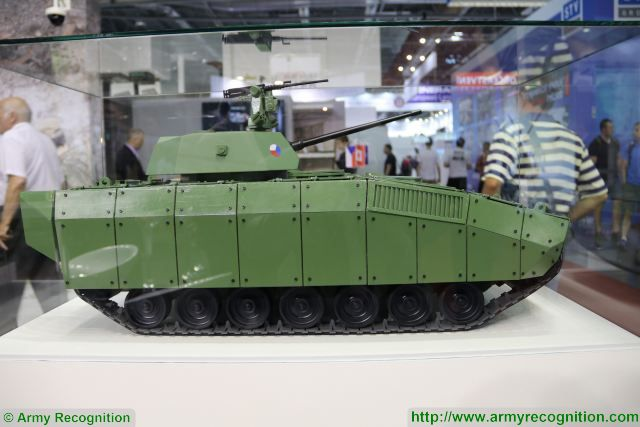 The Czech Company Zetor Engineering presents Wolfdog, a new concept of light tracked armoured vehicle at IDET 2017, the International Defence and Security Technologies Fair in Czech Republic. The design and development company Zetor Engineering from Brno, Czech Republic, focuses on the military industry. In its development of highly mobile tracked and wheeled vehicles, the company wants to make good use of its long-standing experience with heavy-duty vehicles.