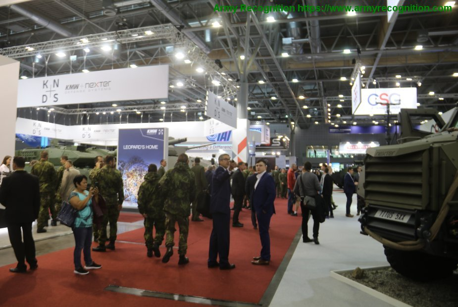 IDET 2019 opening of Czech defense and security exhibition 001