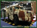 Atlaf 1 SVOS special-purpose heavy terrain armoured vehicle data sheet specifications description information identification pictures photos images Czech Republic army wheeled military vehicle