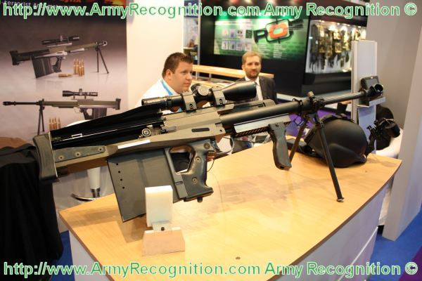 Gepard Gm6 Lynx Anti Material Rifle Hungarian Army Hungary