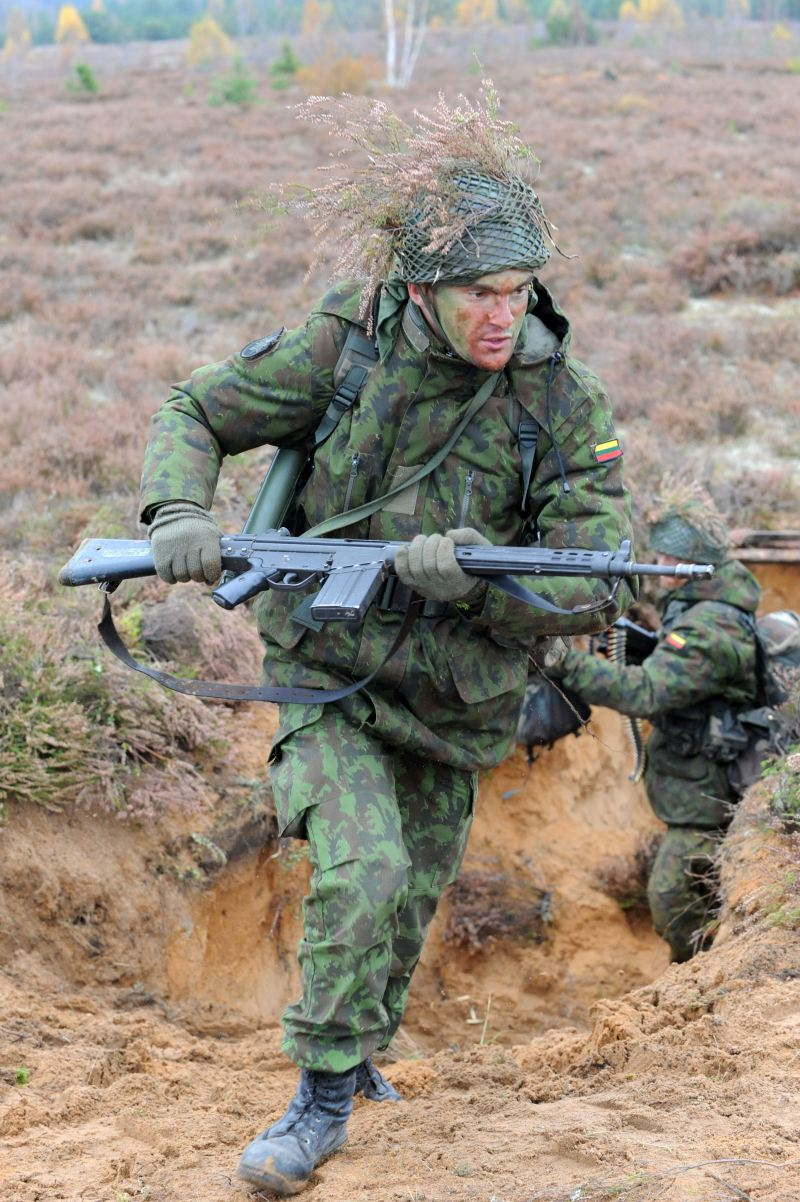 Lithuanian Armed Forces Mod - Modules - Armaholic