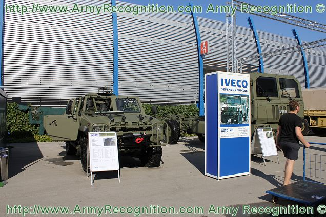 At MSPO2011, Iveco Defence Vehicles will be exhibiting its successful Light Multirole Vehicle (LMV) in a specific version for Special Forces Operations and the High Mobility 4x4, specifically designed to meet the demands of the military users for protected logistic solutions.
