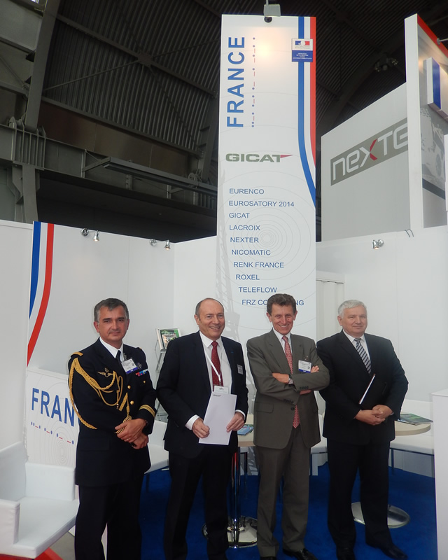At MSPO 2013, International Defense Exhibition in Poland, The Polish Chamber of National Defence Manufacturers (PCNDM) and the French Land Defence & Security Industry Association (GICAT) signed a Collaboration Agreement at MSPO 2013 for close defence industry cooperation between Poland and France.