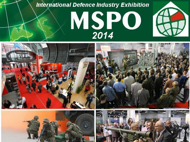 MSPO 2014 pictures video TV photos images video gallery International defence industry exhibition Kielce Poland military technology