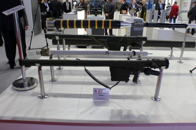 On Tuesday, September 2nd, the second day of 22nd MSPO 2014 International Defence Industry Exhibition in Kielce, in the presence of Secretary of State in MoD Czeslaw Mroczek, a contract for production and delivery of air defence missile sets Grom for Lithuanian army was signed.
