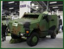 Technological and commercial links between French and Polish defense companies continue to strengthen at MSPO 2014, with the presentation by WZM of a Polish version of the Nexter Aravis, the Jackal 2 4x4 light armored vehicle.