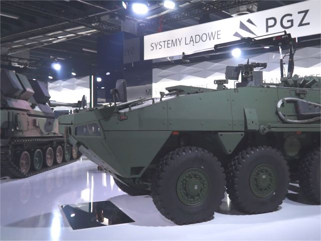 Polish Defense Industry PGZ has formulated its 2015 2030 strategy with the goal of 60000 new jobs 640 001
