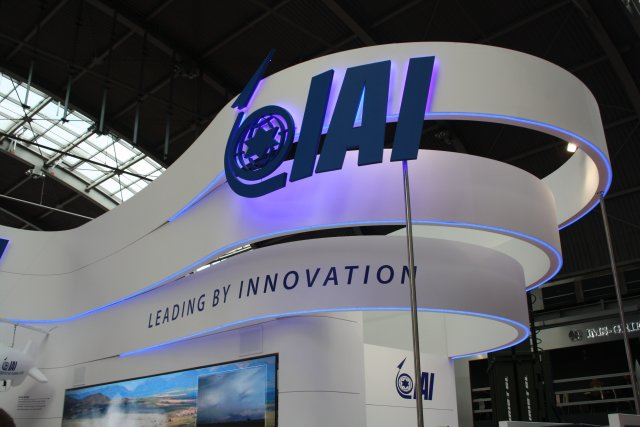 Israel Aerospace Industries IAI showcases its range of UAV at MSPO 2016 640 001