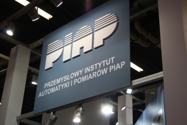 PIAP is showcasing its range of UGV at MSPO 2016 in Kielce Poland 001