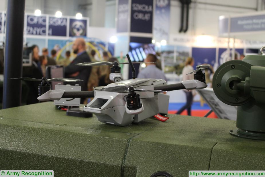 bee mini uav mspo 2017 925 001
