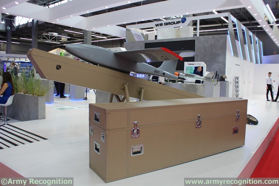 MSPO 2018 WB Group Rolls Out WARMATE 2 Loitering Munition System