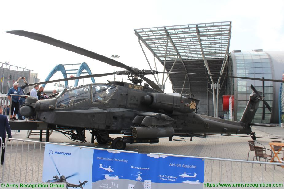 MSPO 2018: Boeing and PGZ working on the KRUK Attack