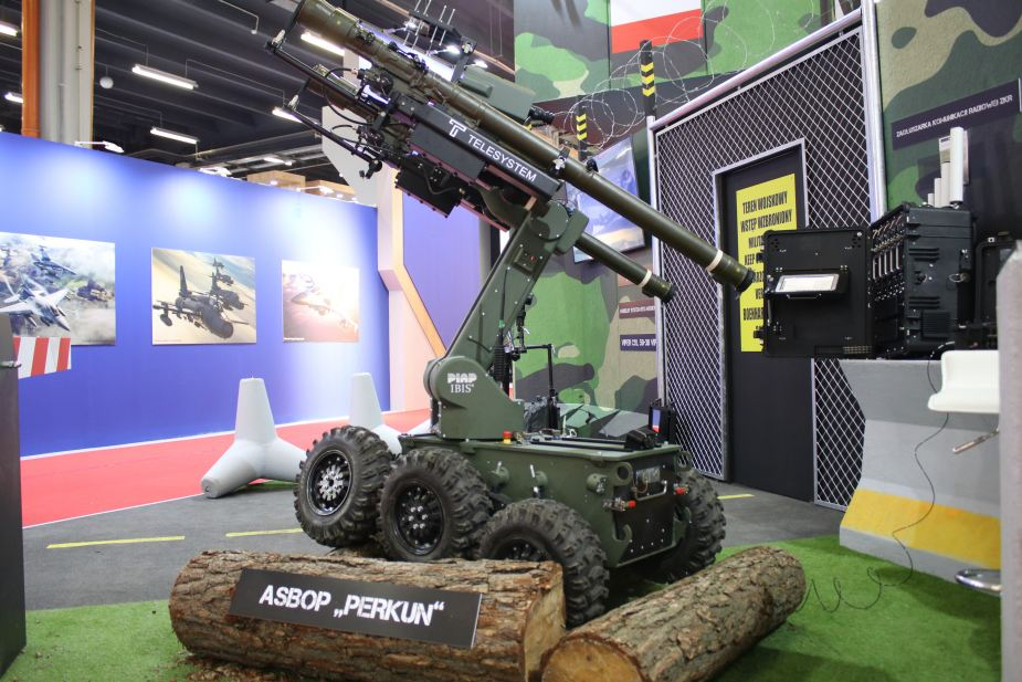MSPO 2019 Mobile air defence system showcased 925 001