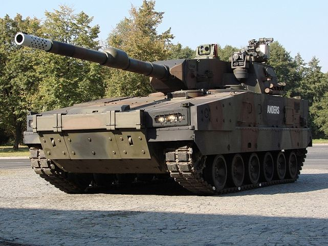 0128ac55cfe7 Anders 120mm Light Tank Expeditionary technical data sheet specifications  description information pictures photos images video identification