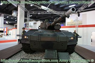 Anders 120mm Light Tank Expeditionary technical data sheet specifications description information pictures photos images video identification intelligence Bumar Obrum Poland Polish defence industry military technology