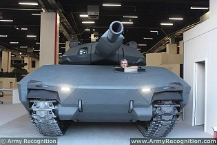 PL-01 Concept Direct Fire Support Vehicle technical data sheet specifications description information pictures photos images video identification intelligence Obrum Poland Polish Defence Holding army industry military technology