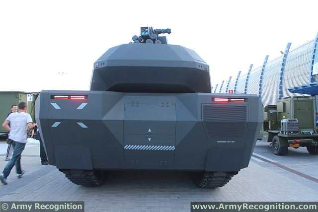 Pl 01 Concept Direct Fire Support Vehicle Technical Data