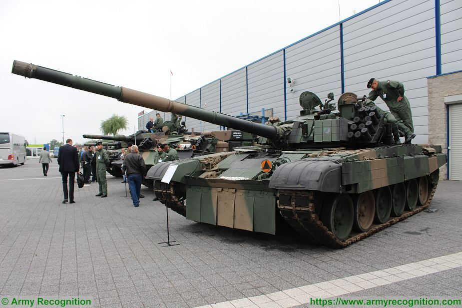 PT 91 Twardy main battle tank MBT Poland Polish army defense industry military technology 925 001
