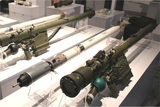 Piorun GROM-M MANPADS man-portable air-defense systems short-range missile technical data sheet specifications pictures video description information photos images identification intelligence Poland Polish Mesko army industry military technology