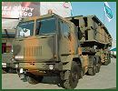 MS-20 Daglezja heavy launcher mobile assault bridge 6x6 truck technical data sheet specifications description information pictures photos images video identification intelligence Jelcz Obrum Poland Polish army defence industry military technology