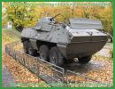 SKOT-2AP OT-64C armoured vehicle personnel carrier technical data sheet specifications description information pictures photos images video identification intelligence  Poland Polish army defence industry military technology
