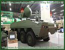 Rosomak Swallow tracking illuminating Thales radar technical data sheet specifications description information pictures photos images video identification intelligence Thales WZU Poland Polish army defence industry military technology