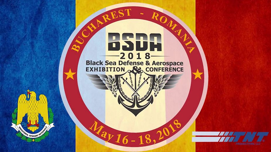 Next week opening of BSDA 2018 Defense Exhibition in Romania 925 001