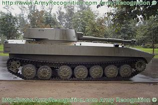2S1 Gvozdika 122mm self-propelled howitzer technical data sheet specifications information description pictures photos images intelligence identification intelligence Russia Russian army defence industry military technology