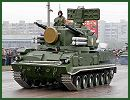 2S6 2S6M 9K22 9K22M Tunguska Tunguska-M self-propelled air defence cannon missile system technical data sheet specifications information description pictures photos images video intelligence identification intelligence Russia Russian army defence industry military technology