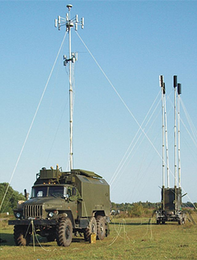 R-330ZH Zhitel jamming cellular satellite communication station technical data sheet specifications information description pictures photos images video intelligence identification Russia Russian Military army defence industry military technology equipment