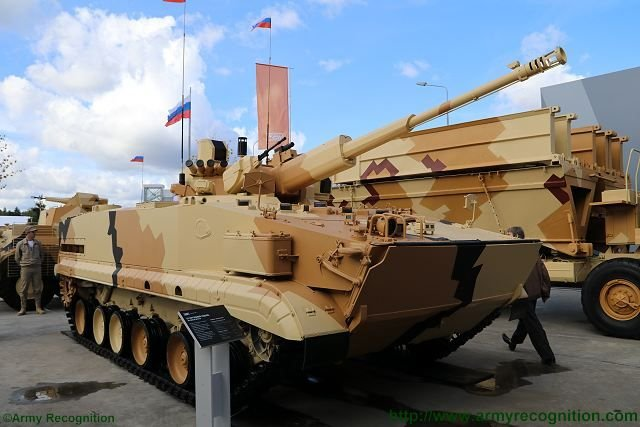 BMP-3 57mm Uralvagonzavod 001