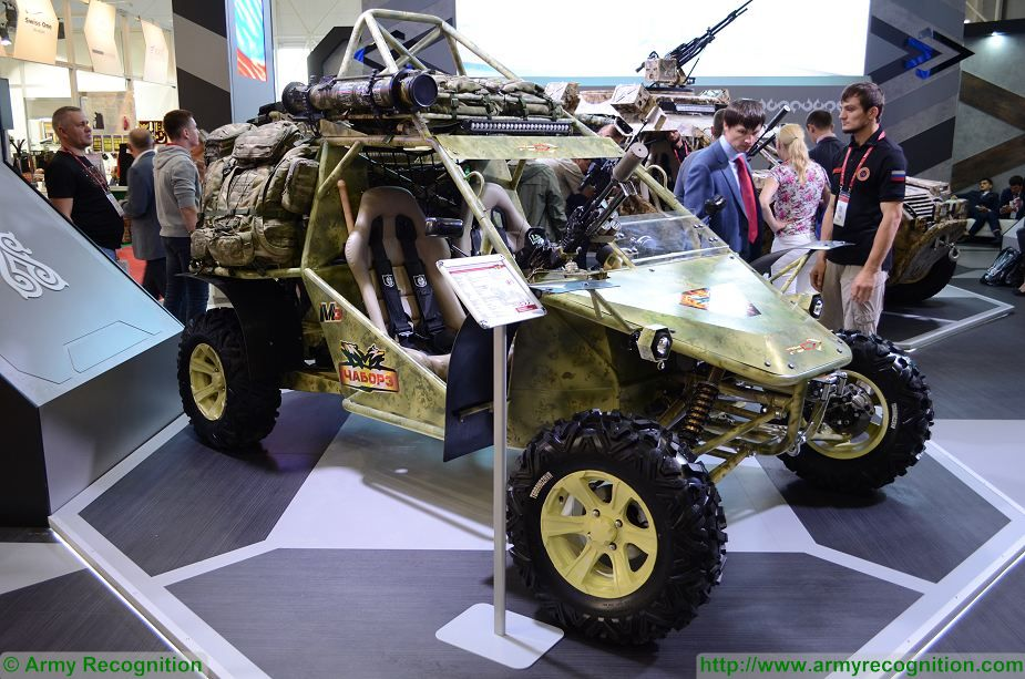 International Military-Technical Forum «ARMY-2017» Chaborz_M-3_buggy_Chechen_Republic_at_Army-2017_Moscow_Russia_925_001