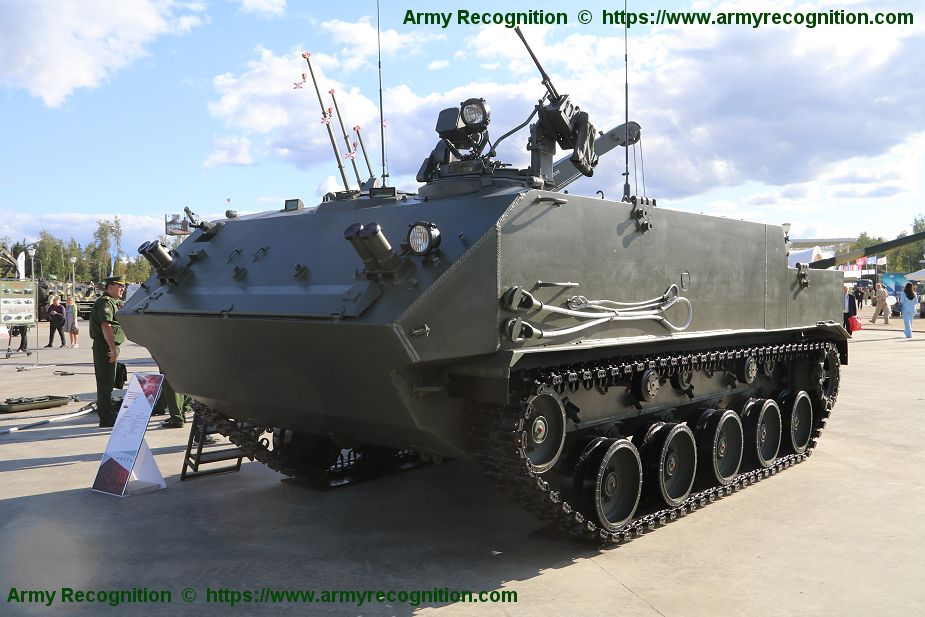 190 BMD 4M airborne IFVs and Rakushka BTR MDM APCs for Russian airborne troops 925 001