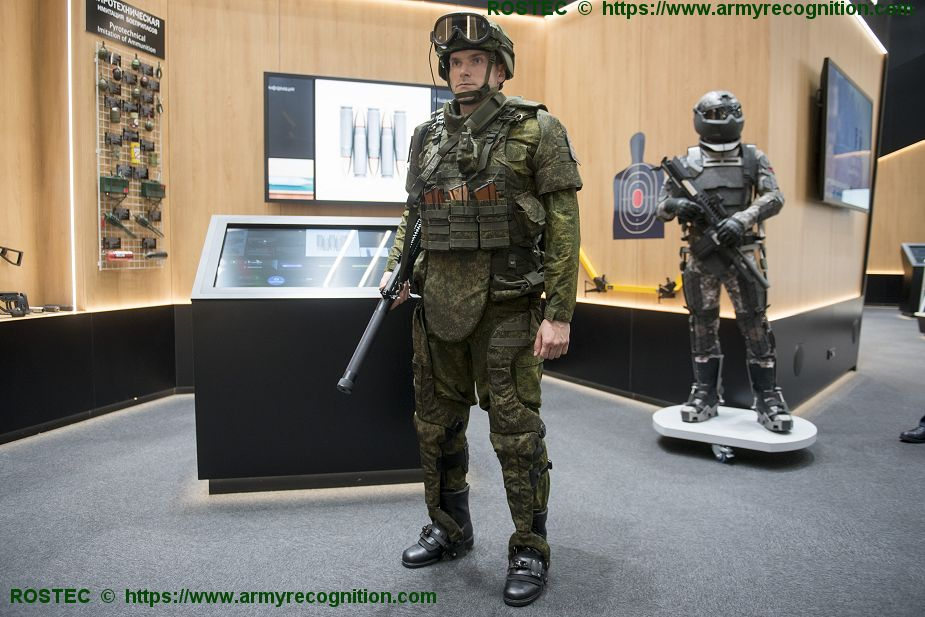Army 2018 New Exoskeletons for New Generation of Ratnik Combat Suit 925 001