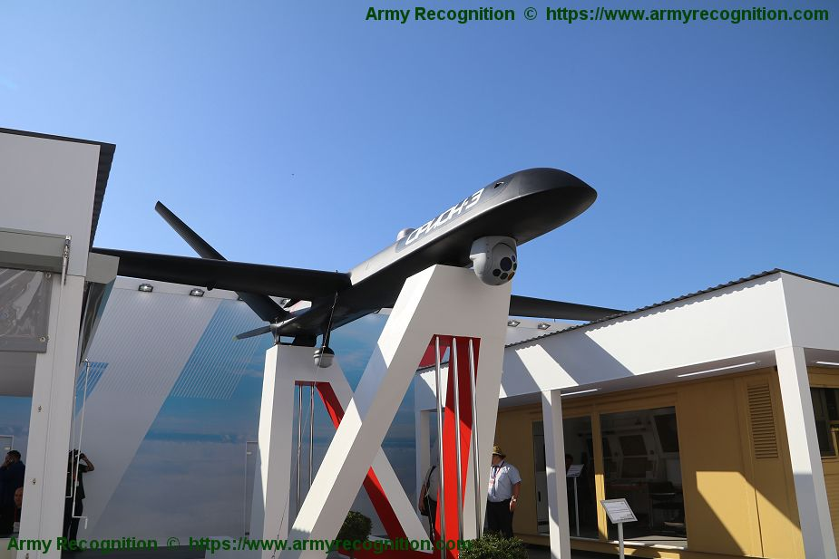 Army 2018 Russian made Kronshtadt Group Orion E MALE UAS 925 001