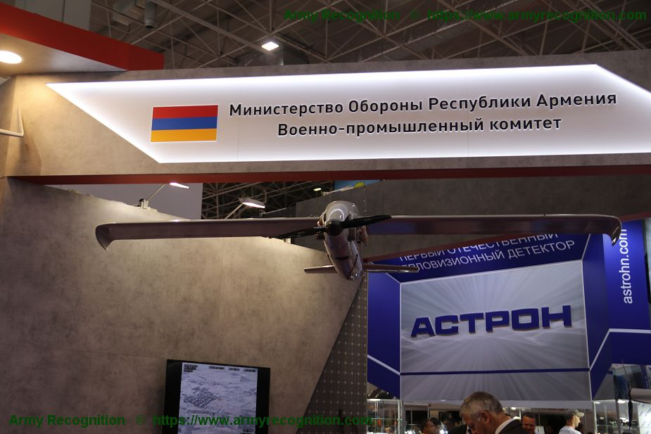 Large presence of foreign defense industry at Army 2018 925 001