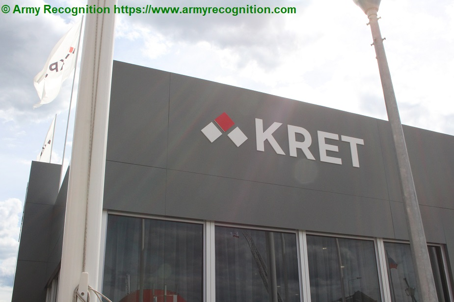 Army 2019 KRET displays piloting and navigational equipment for airplanes helicopters and drones