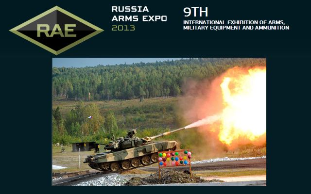 RAE 2013 Russian Expo Arms 2013 pictures photos images video International defense exhibition of arms military equipment ammunition Nizhny Tagil Russia defense industry military technology
