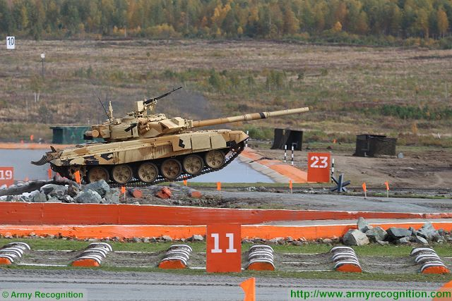 T-90 MBT main battle tank RAE Russia Arms Expo 2015 Nizhny Tagil 640 001
