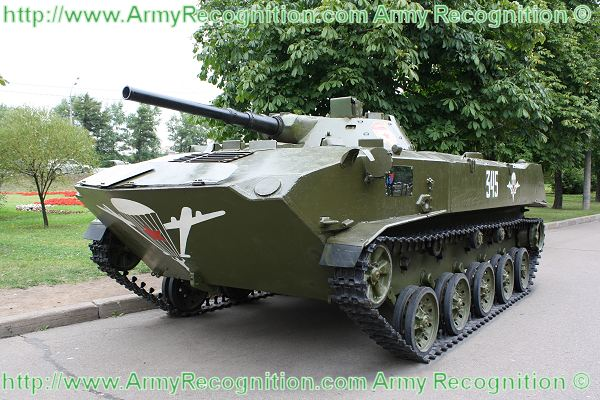 Bmd 1 Airborne Infantry Armoured Fighting Vehicle