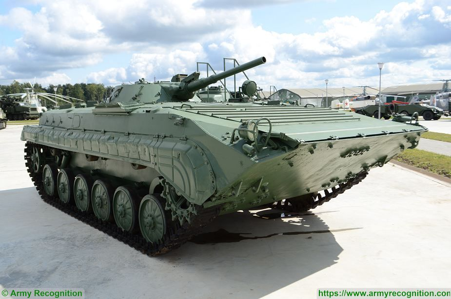 BMP 1 IFV tracked Infantry Fighting Vehicle Russia Russian army defense industry 925 001