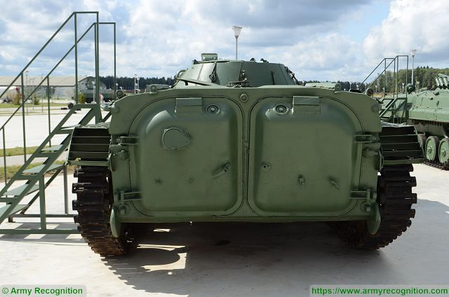 BMP-1 armored infantry fighting vehicle pictures video data | Russia